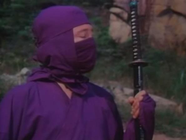 La mejor escena de ninjas de la historia del cine