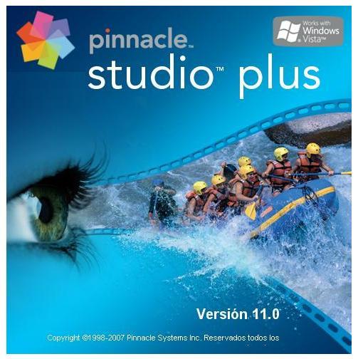Cómo instalar el Pinnacle Studio Plus Versión 11.0