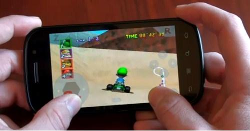 android emulador nintendo