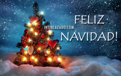 Felicitaciones de Feliz Navidad 2013