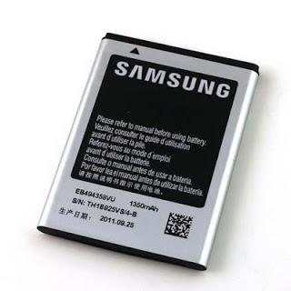 Samsung Galaxy Ace Caracteristicas Bateria