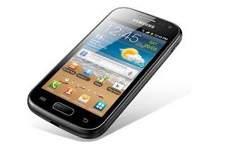 Diseño Samsung Galaxy Ace 2 Caracteristicas