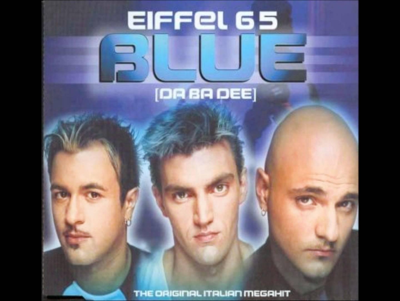 Eiffel 65 – Blue (Da Ba Dee)