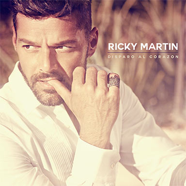 Ricky Martin – Disparo al Corazón