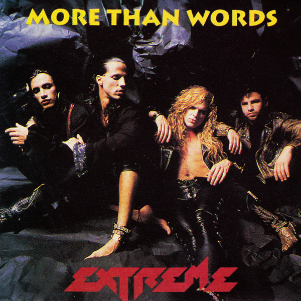 Extreme – More Than Words