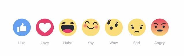 Nueva opción de Facebook: podrás indicar que no te gusta un estado