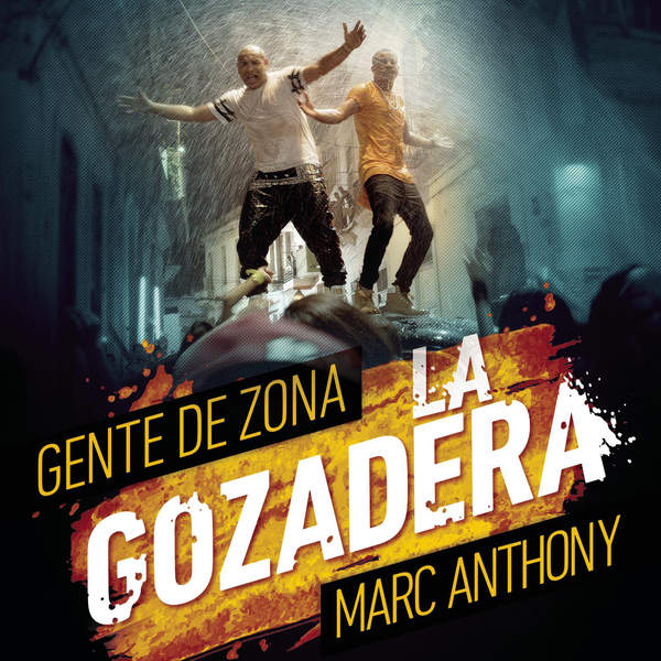 Gente De Zona Ft. Marc Anthony – La Gozadera