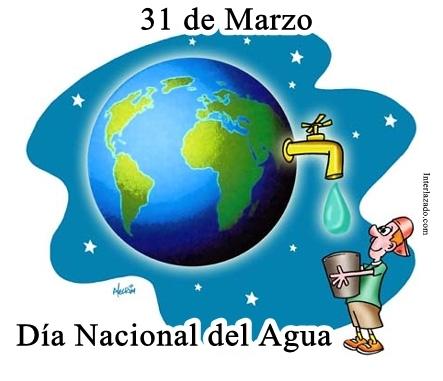 dia nacional del agua 1