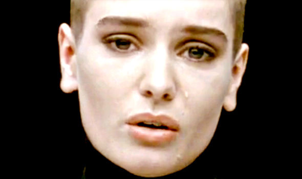 Sinéad O'Connor – Nothing compares to you
