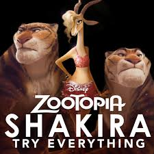 Try everythinh – Shakira