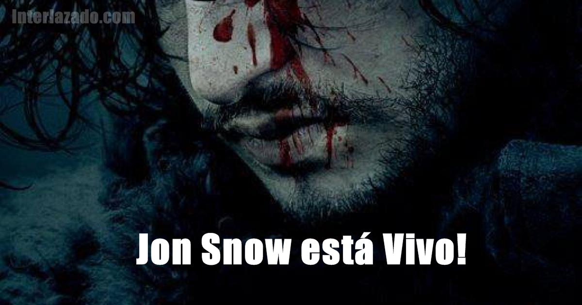 Jon Snow revive- Games of Thrones