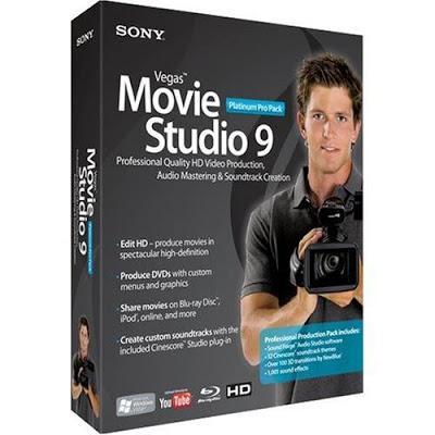 Descargar Sony Vegas Studio gratis