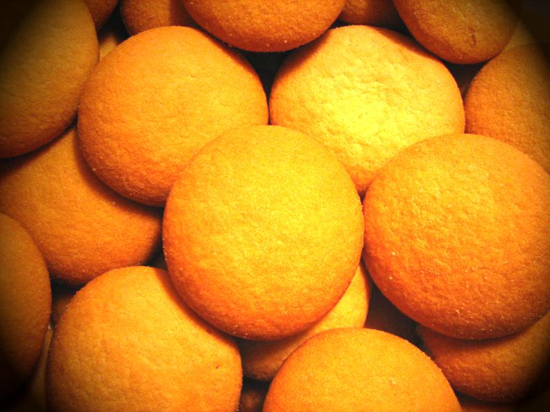 Como hacer galletas de naranja