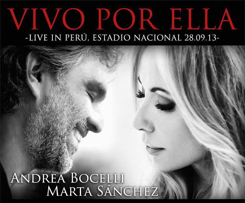 Vivo Por Ella – Andrea Bocelli, Marta Sanchez