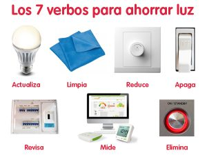 como hacer para ahorrar luz