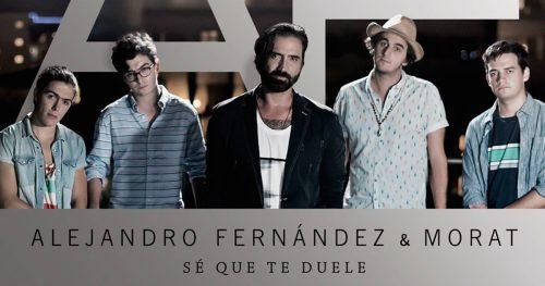 Sé Que Te Duele – Alejandro Fernández ft. Morat