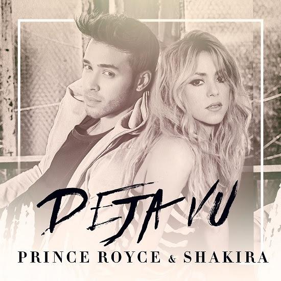 Deja vu– Shakira y Prince Royce