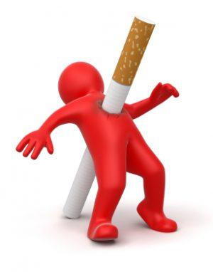 que sucede si fumo
