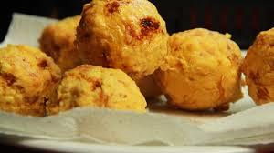 Como hacer albóndigas de batata