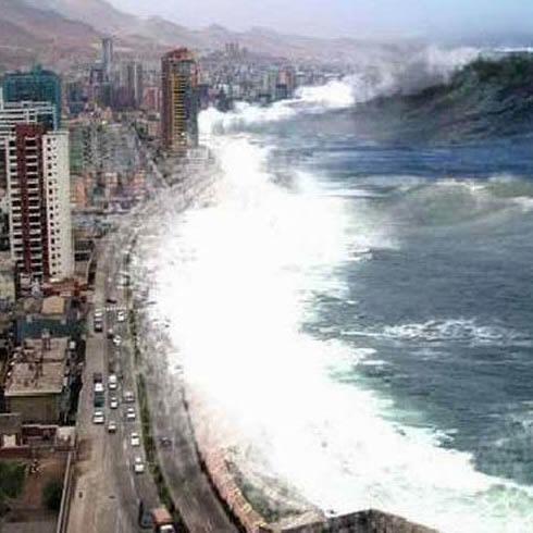 Qué sucede si hay un terremoto en el mar