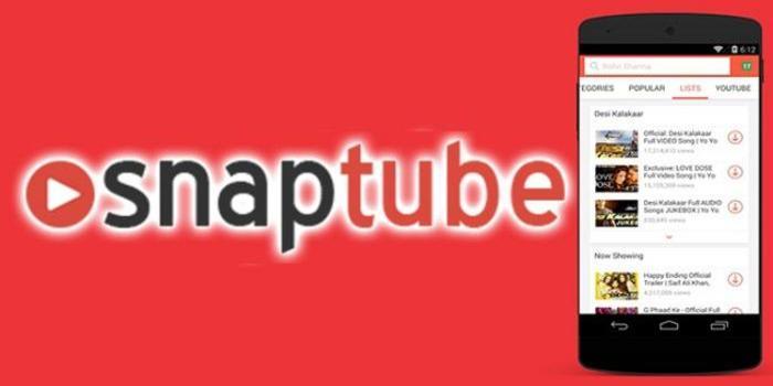 Descargar Snaptube para Microsoft