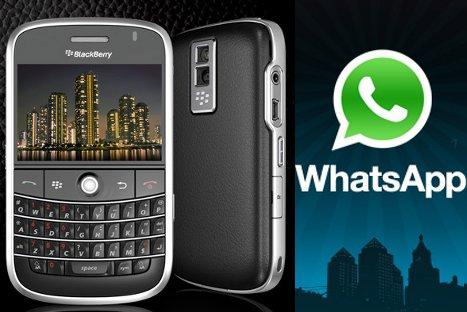 Whatsapp jad BlackBerry 8520
