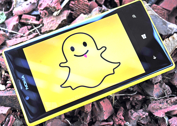 Snapchat para Microsoft