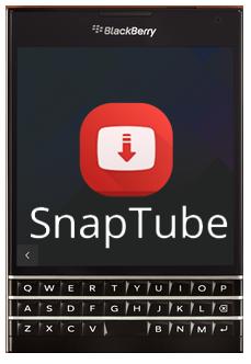SnapTube para BlackBerry