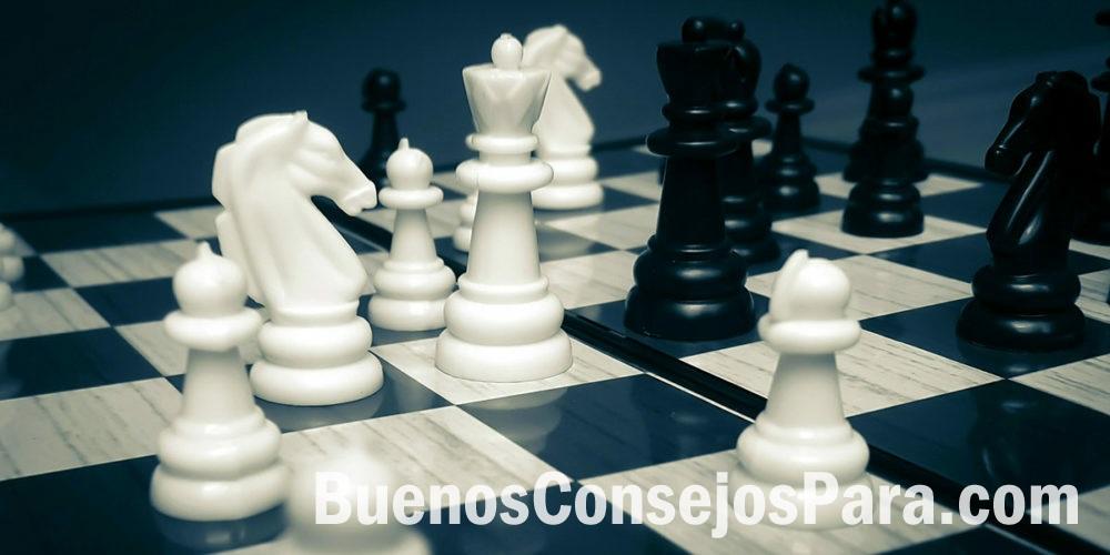 como jugar ajedrez para niños