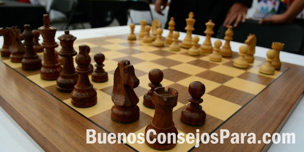 como jugar ajedrez y ganar