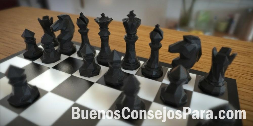 consejos aprender ajedrez